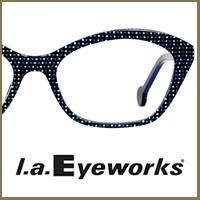 LA Eyeworks Button