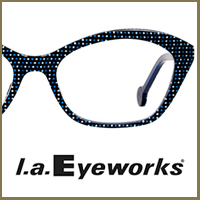 LA Eyeworks Button