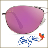 Maui Jim Button